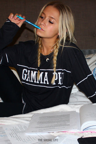 Gamma Phi Beta University Long Sleeve