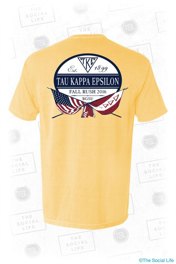 TKE Rush Pocket T-Shirt