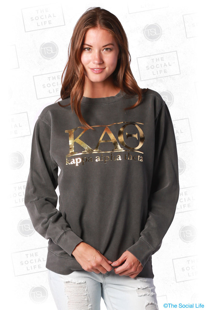 KAO Crew Neck Sweater