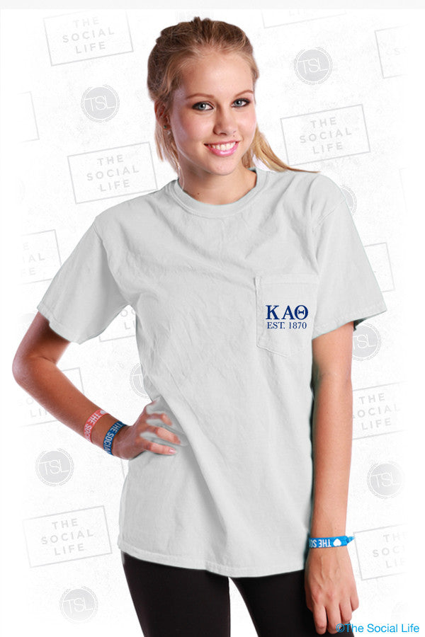 Kappa Alpha Theta US Whale Top