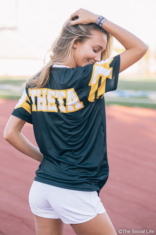 Kappa Alpha Theta Established Jersey Tee