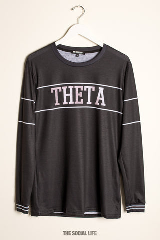 Kappa Alpha Theta University Long Sleeve