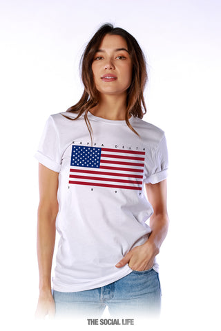 9720724d Alpha Xi Delta Independence Tee – The Social Life