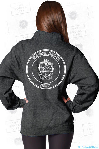 Kappa Delta Ivy League QZip