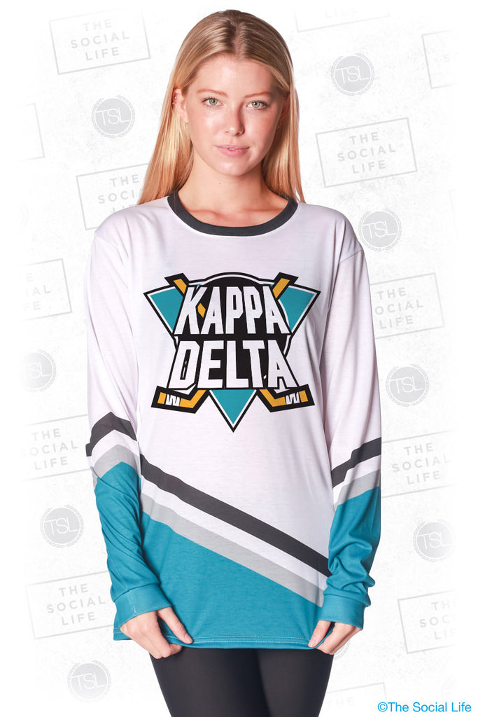 Kappa Delta Mighty Hockey Long Sleeve
