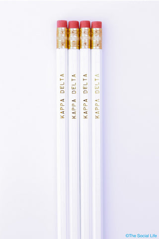 Kappa Delta Pencil Pack