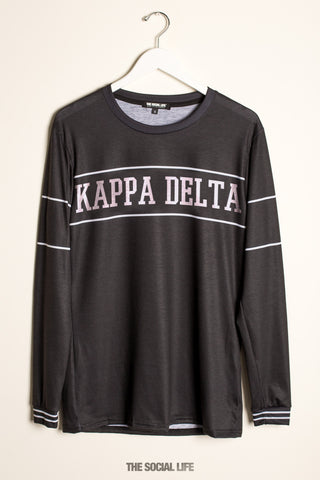 Kappa Delta University Long Sleeve
