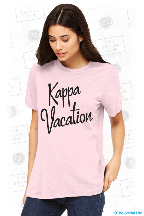 Kappa Kappa Gamma Vacation Tee