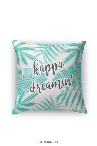 Kappa Kappa Gamma Dreamin' Pillow
