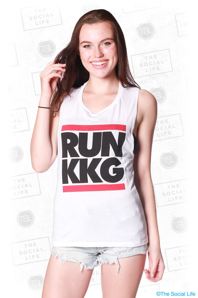 Run KKG Muscle Tank