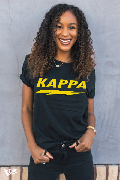 Kappa Kappa Gamma Voltage Tee