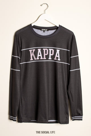 Kappa Kappa Gamma University Long Sleeve