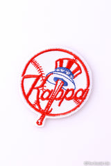 Kappa Play Ball Peel-n-Stick Badge