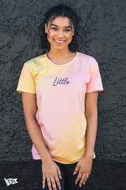 Little's Script Sherbet Scoop Tee