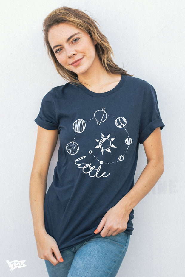 Little's Retrograde Tee