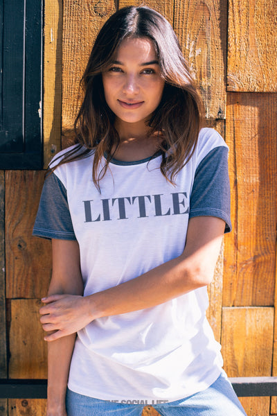 Little's Elle Scoop Tee