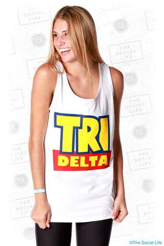 Tri Delta Friendship Tank