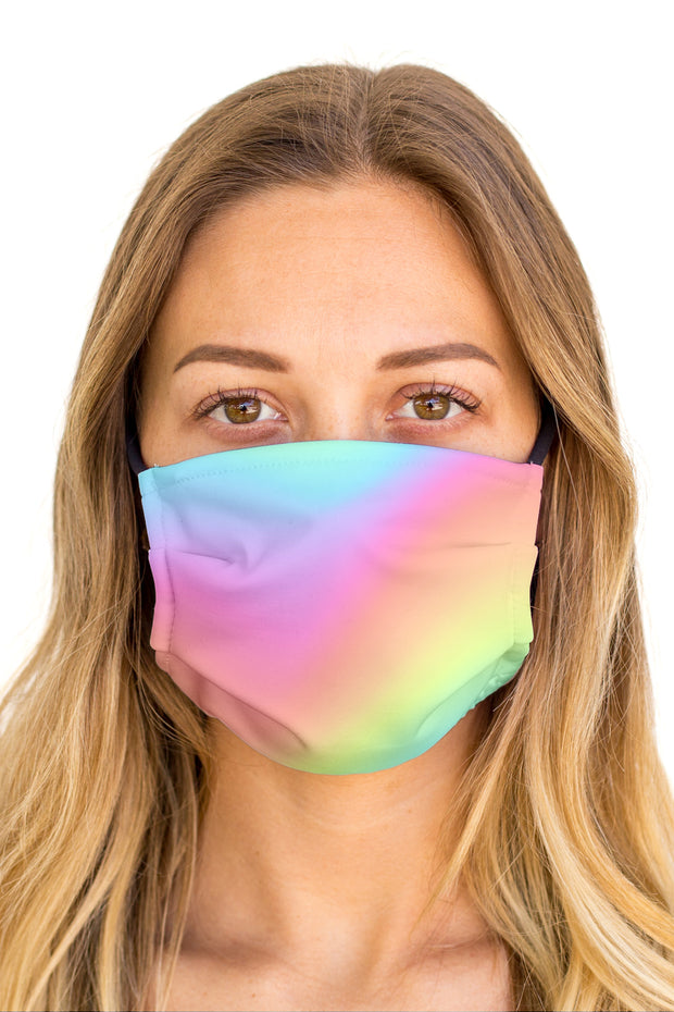 Holo Face Mask (Anti-Microbial)