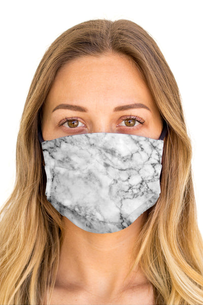 Marble Face Mask (Anti-Microbial)