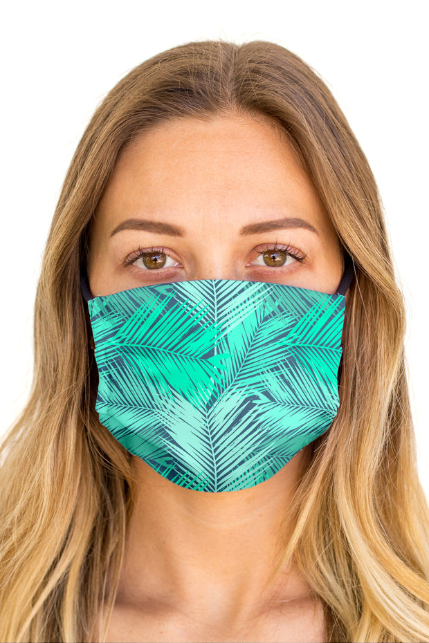 Palms Face Mask (Anti-Microbial)