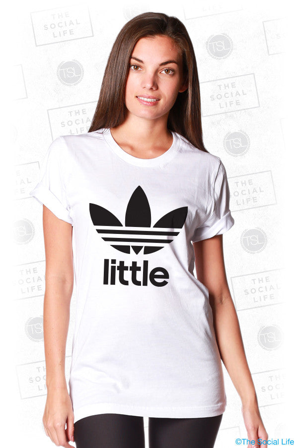 """Little"" Athletic Top"