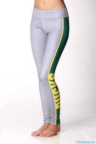 Oregon Gameday Leggings