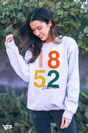 Phi Mu Big Year Crewneck