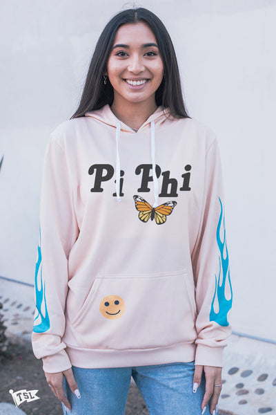 Pi Beta Phi Be Good Hoodie