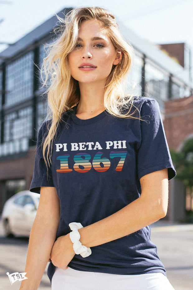 Pi Beta Phi Boardwalk Tee