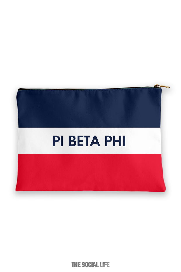 Pi Beta Phi Merci Cosmetic Bag