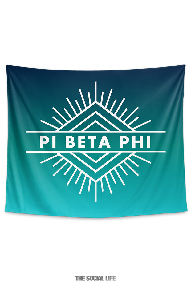 Pi Beta Phi Twilight Tapestry