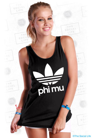 Phi Mu Athletic Top
