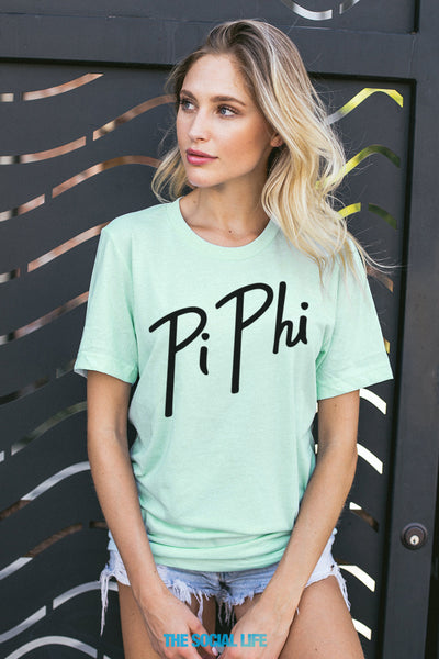 Pi Beta Phi Beverly Tee