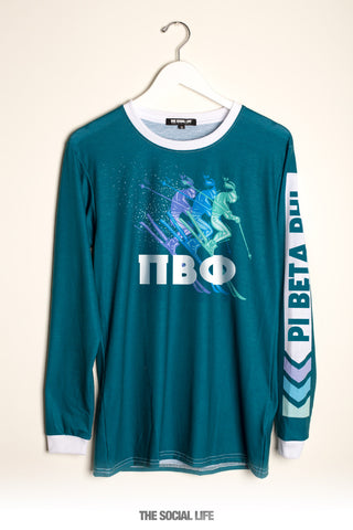 Pi Beta Phi Ski Long Sleeve