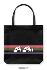 Pi Beta Phi That 70s Tote