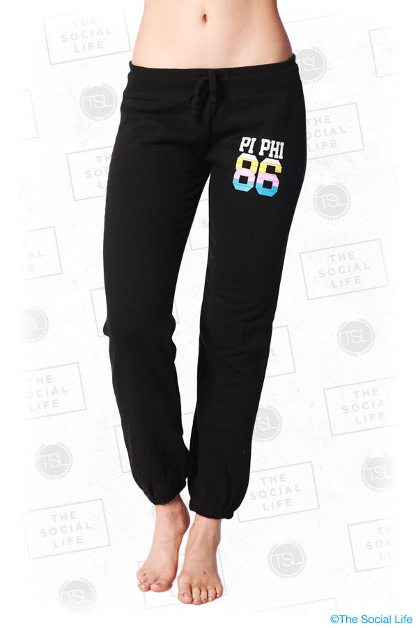 Pi Phi - Relaxed Sweats