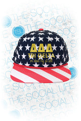 Tri Delt or Don't Try At All Snapback