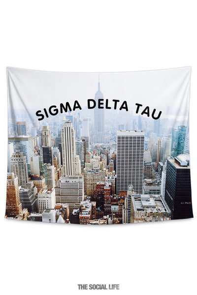 Sigma Delta Tau NYC Tapestry