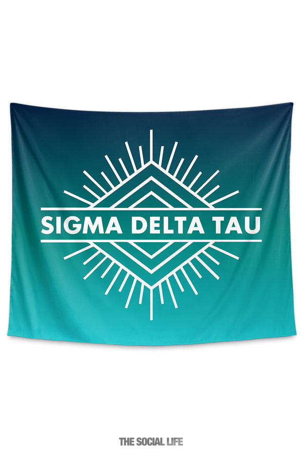 Sigma Delta Tau Twilight Tapestry