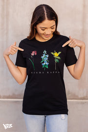 Sigma Kappa Bloom Tee