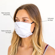 Camo Face Mask (Anti-Microbial)