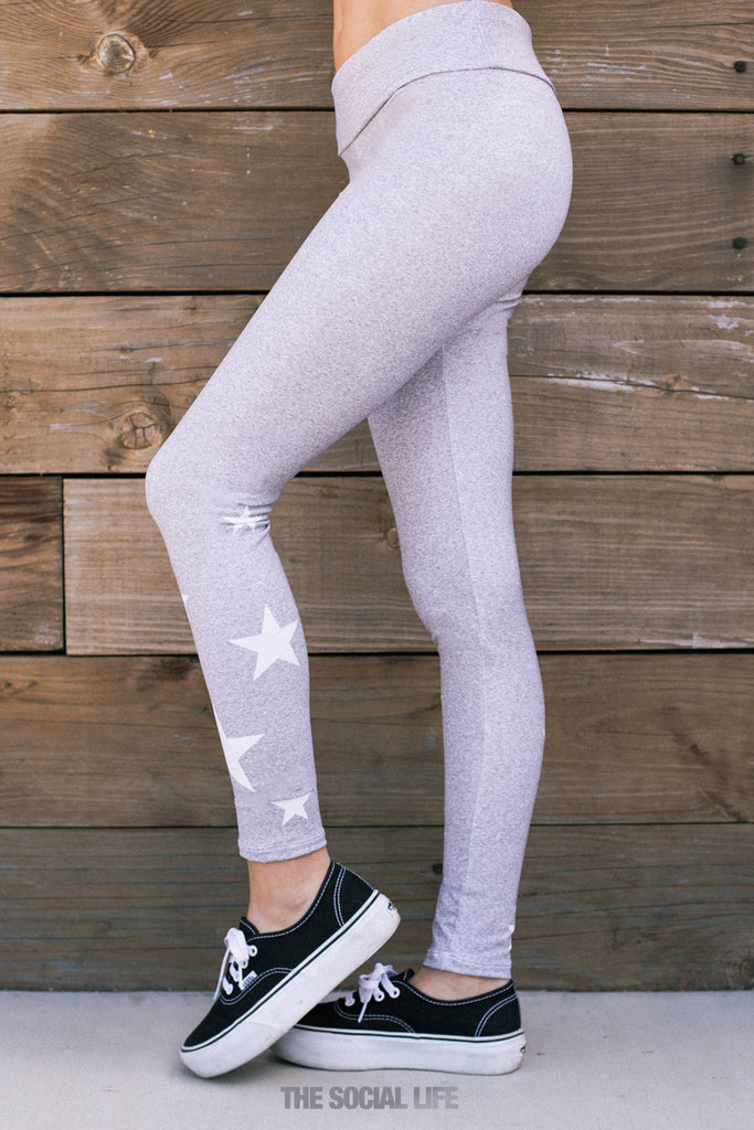 Alpha Chi Omega Starsky Leggings