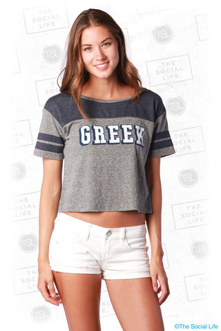 The Classic Greek Sporty Top