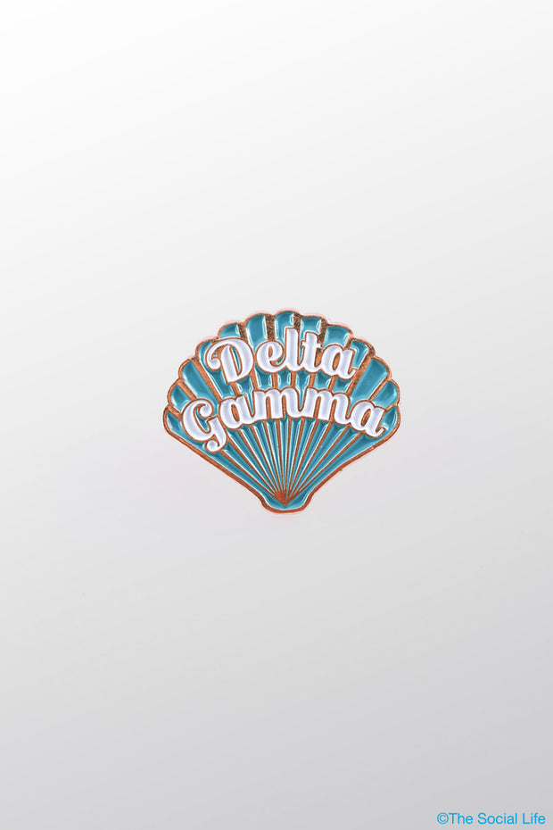 Delta Gamma Shell Pin
