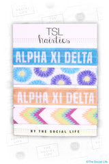 AXID - Combo Hair Tie Pack