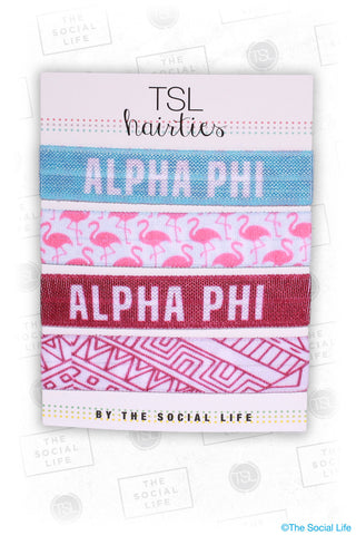 APHI - Combo Hair Tie Pack