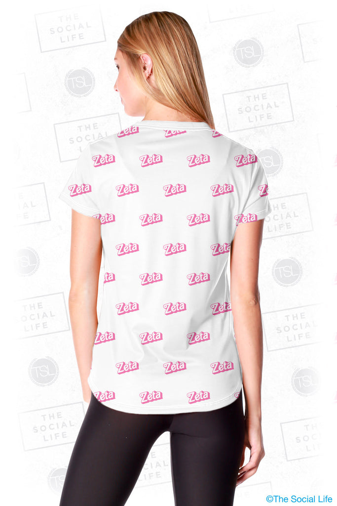 Zeta Tau Alpha Dollie Tee