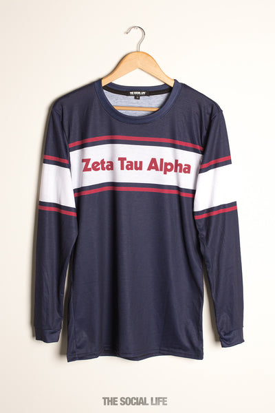 Zeta Tau Alpha City Long Sleeve