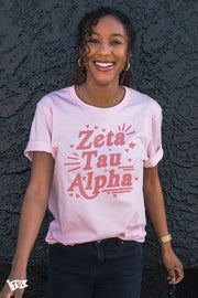 Zeta Tau Alpha Lovely Tee