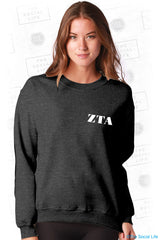 Zeta Tau Alpha Mountain Crewneck